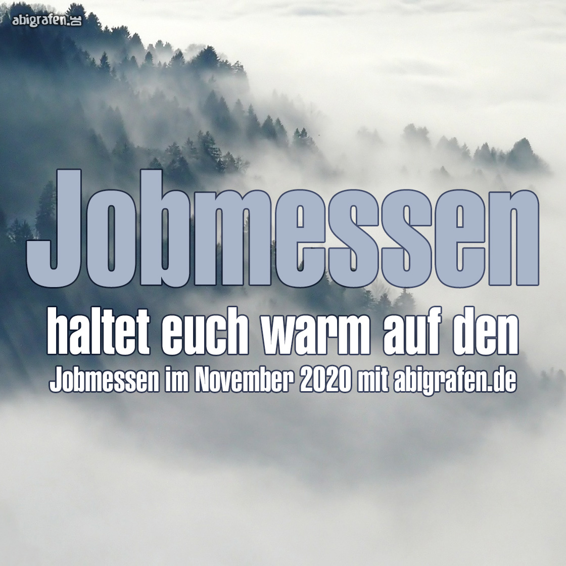 Jobmessen: November 2020