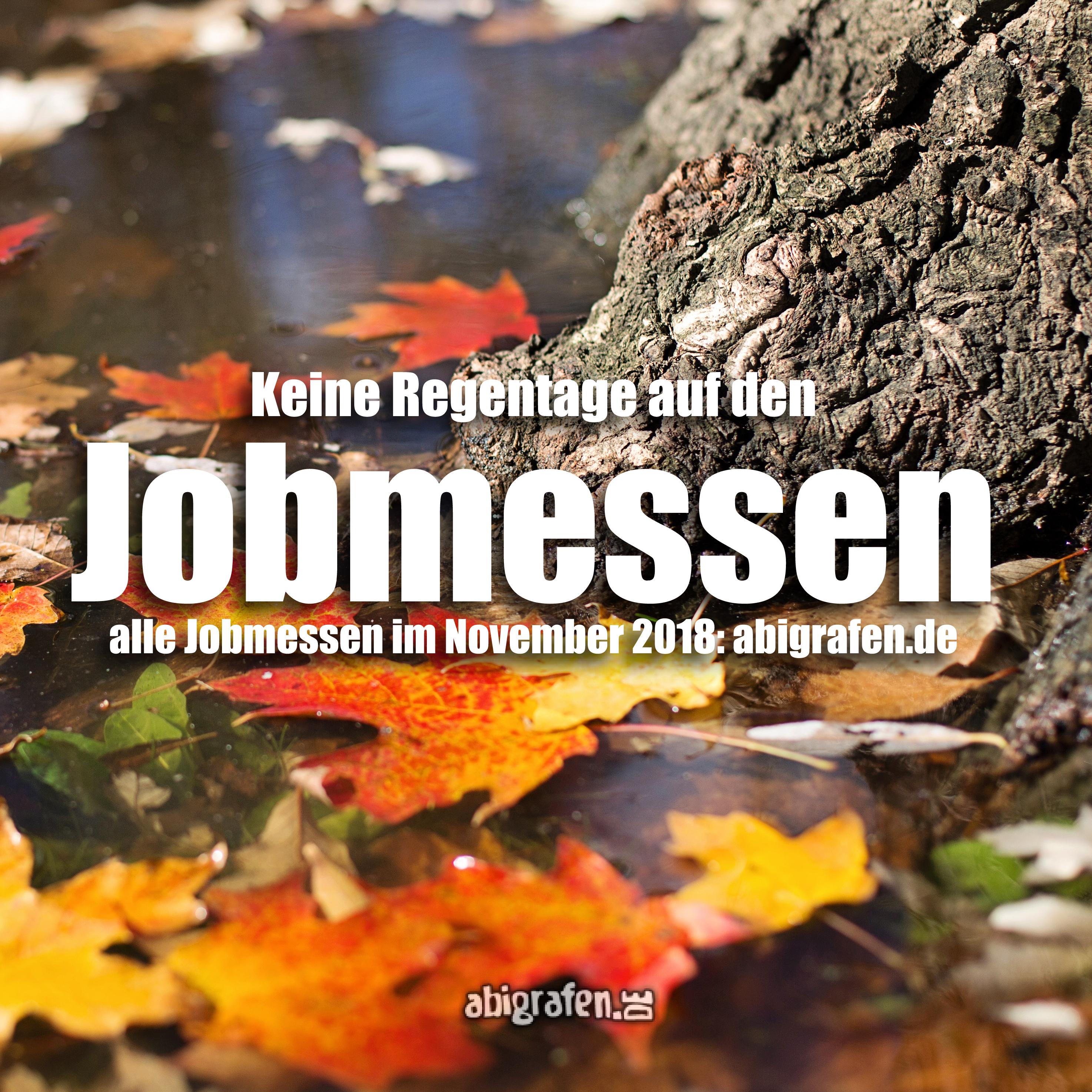 Jobmessen.November