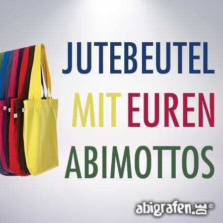 Jutebeutel Abimottos