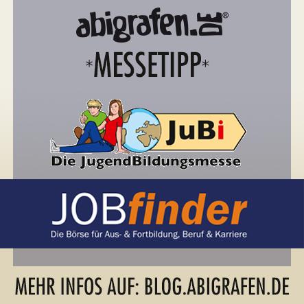 Karriere/ Berufsmesse / Jobmessen / Schuelermessen / Karrieremessen / Berufseinsteiger / Abiturienten - Juni