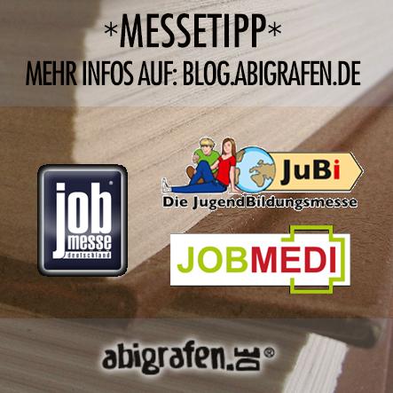Messetipps im Juni / Berufsmesse / Jobmessen / Schuelermessen / Karrieremessen / Berufseinsteiger / Abiturienten - Juni
