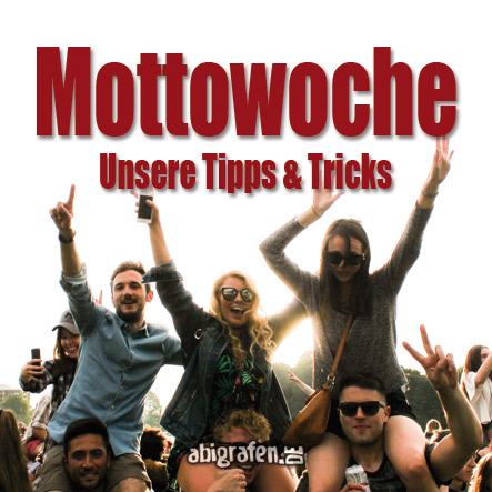 Mottowoche: Unsere Tipps und Tricks