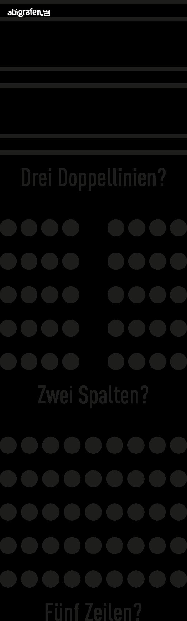 Ein schönes Abizeitungs-Layout mit abigrafen.de erstellen – Gestaltgesetz der Nähe