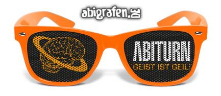 Partybrillen und Abimotto