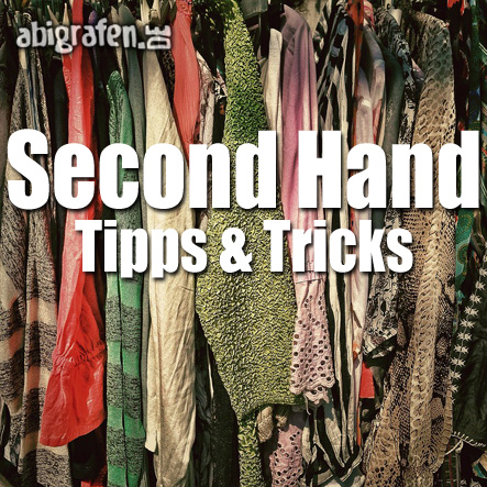 Second Hand Tipps & Tricks