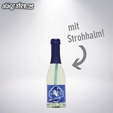 Sektflasche Beispiel 5