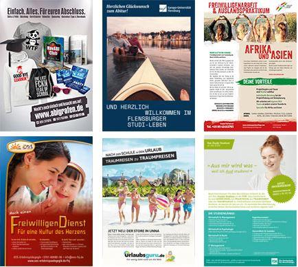Werbeanzeigen in euren Abizeitungen