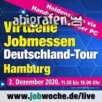 Virtuelle Jobmesse