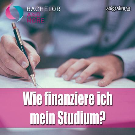 Wie finanziere ich mein Studium?