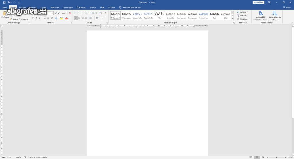 Tipps und Tricks – Programme für die Abizeitung Microsoft Word