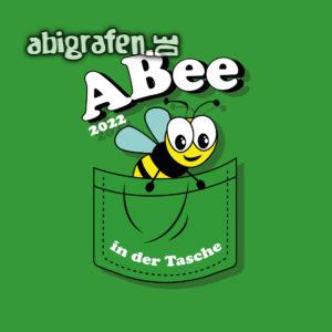 ABee Abi Motto / Abisprüche Entwurf von abigrafen.de®