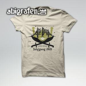 Abi Baba Abi Motto / Abishirt Entwurf von abigrafen.de®