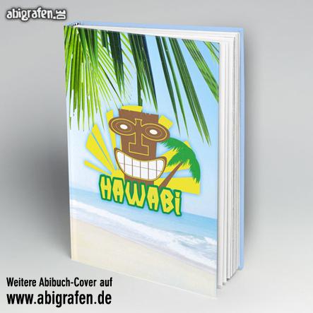 Abi Buch drucken inklusive Cover-Gestaltung bei abigrafen.de: Motiv Hawabi