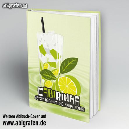 Abi Buch drucken inklusive Cover-Gestaltung bei abigrafen.de: Motiv Cabirinha