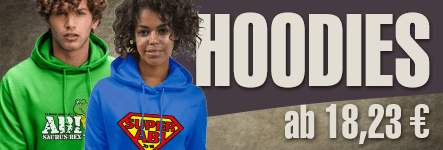 Top Angebot bei abigrafen.de® - 100 Hoodies