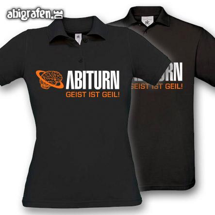 Abi-Kleidung Polo-Shirts mit Abimotto bedrucken