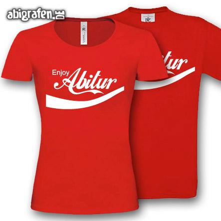 Abi-Kleidung T-Shirts mit Abimotto bedrucken