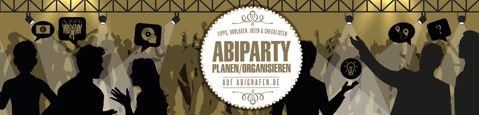 Abi Party Planen: Hilfestellung bei der Organisation eurer Abiparty
