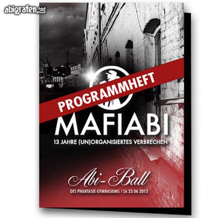 Programmheft Abiball