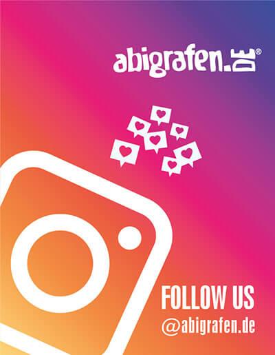 Abi-Blog Artikel auf Instagram | abigrafen.de
