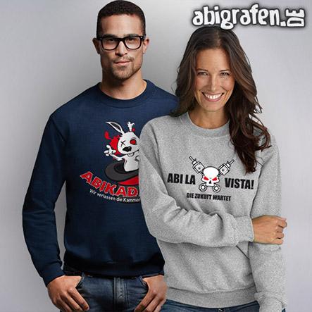 Klassischer Pullover bedrucken / Sweatshirt Unisex (Siebdruck)