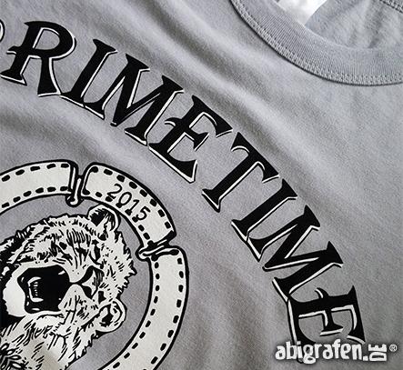 Abi-Shirts drucken mit Siebdruck