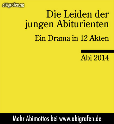 Abi Logos 2014 - mehr auf www.abigrafen.de