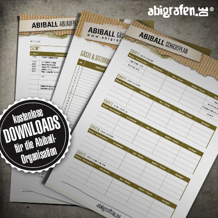 Downloads für den Abiball 2015 im Download-Bereich