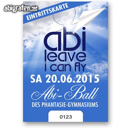 individuelle Eintrittskarten für den Abiball (passend zum Abi Motto)