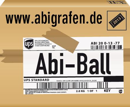 Organisation Abi 2014: Abiball / Abiturientenball