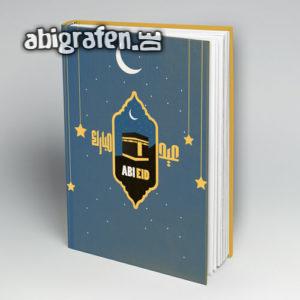 Abi Eid Abi Motto / Abibuch Cover Entwurf von abigrafen.de®