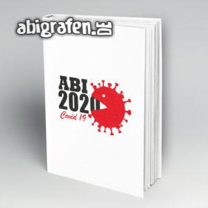 Abi 2020 Abi Motto / Abibuch Cover Entwurf von abigrafen.de®
