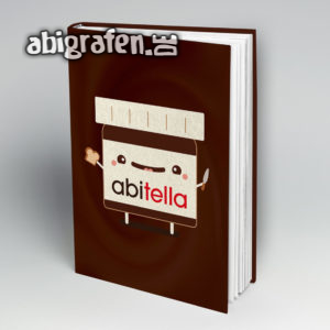 abitella Abi Motto / Abibuch Cover Entwurf von abigrafen.de®