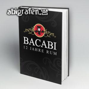 BacABI Abi Motto / Abibuch Cover Entwurf von abigrafen.de®