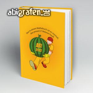 Abitur Abi Motto / Abibuch Cover Entwurf von abigrafen.de®
