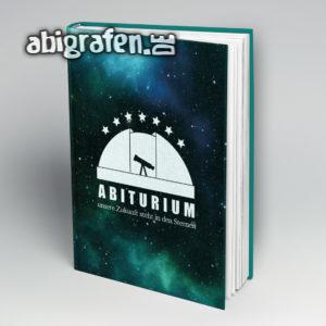 Abiturium Abi Motto / Abibuch Cover Entwurf von abigrafen.de®
