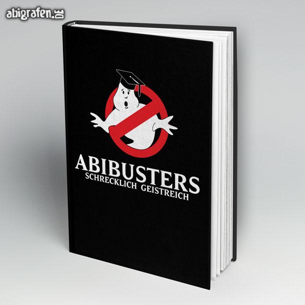Abibusters - Abibuch Design