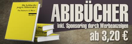 Top Angebot bei abigrafen.de® - 100 Abibücher