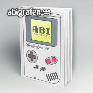 Abi Level complete Abi Motto / Abibuch Cover Entwurf von abigrafen.de®
