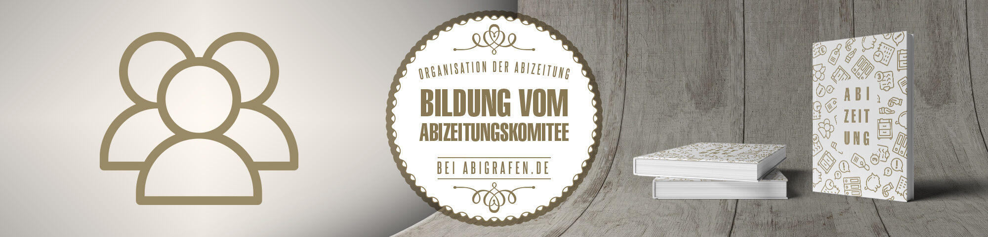 Organisation der Abizeitung: Abizeitungskomitee gründen, strukturieren und Aufgaben für die Umsetzung des Projektes Abizeitung/Abibuch planen
