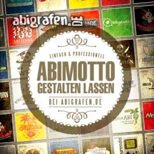 Abimotto gestalten lassen