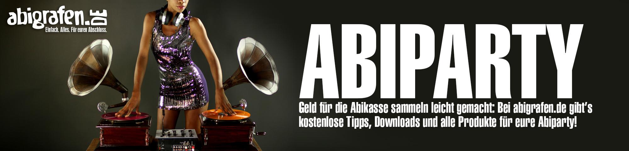 Abishop - Projekt Abiparty - abigrafen.de