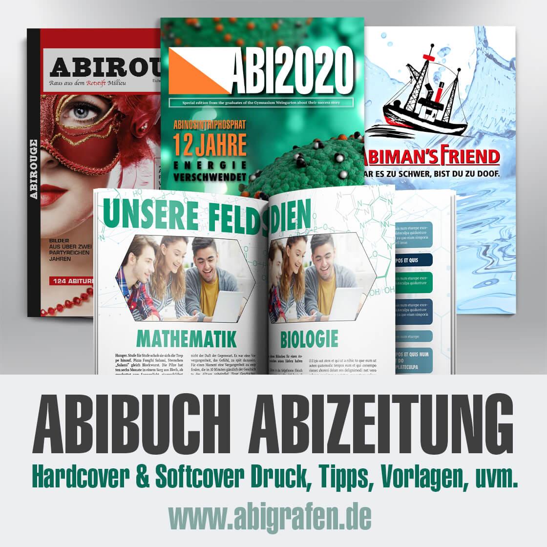 abigrafen.de gestaltet und druckt euer Abibuch/eure Abizeitung
