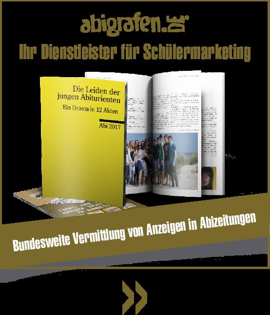 abigrafen.de® - Ihr Dienstleister für Schülermarketing