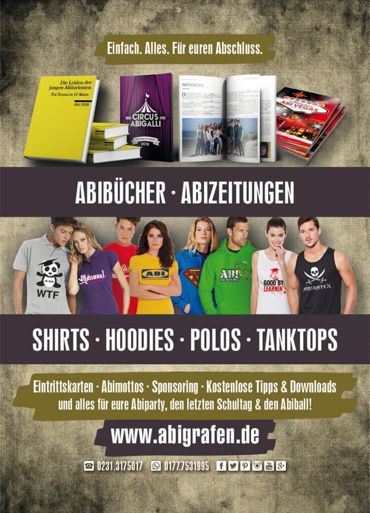 Sponsoring von Eintrittskarten für Abiball & Abiparty