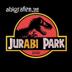 JurABI Park Abi Motto / Abisprüche Entwurf von abigrafen.de®