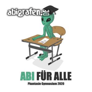 Abi für alle Abi Motto / Abisprüche Entwurf von abigrafen.de®