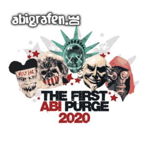 The First Abi Purge Abi Motto / Abisprüche Entwurf von abigrafen.de®