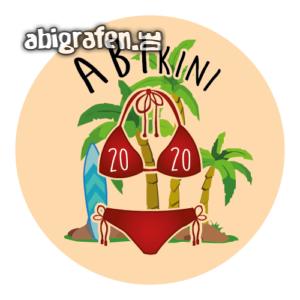 ABIkini Abi Motto / Abisprüche Entwurf von abigrafen.de®