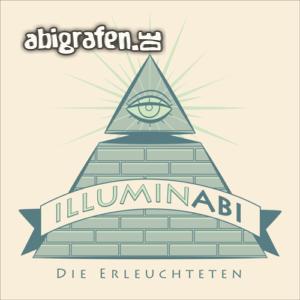IlluminABI Abi Motto / Abisprüche Entwurf von abigrafen.de®